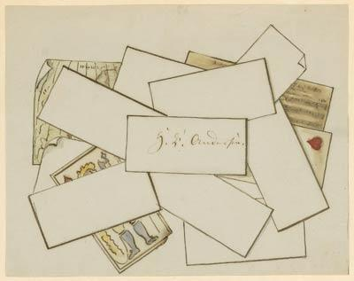 H.C. Andersen: Breve