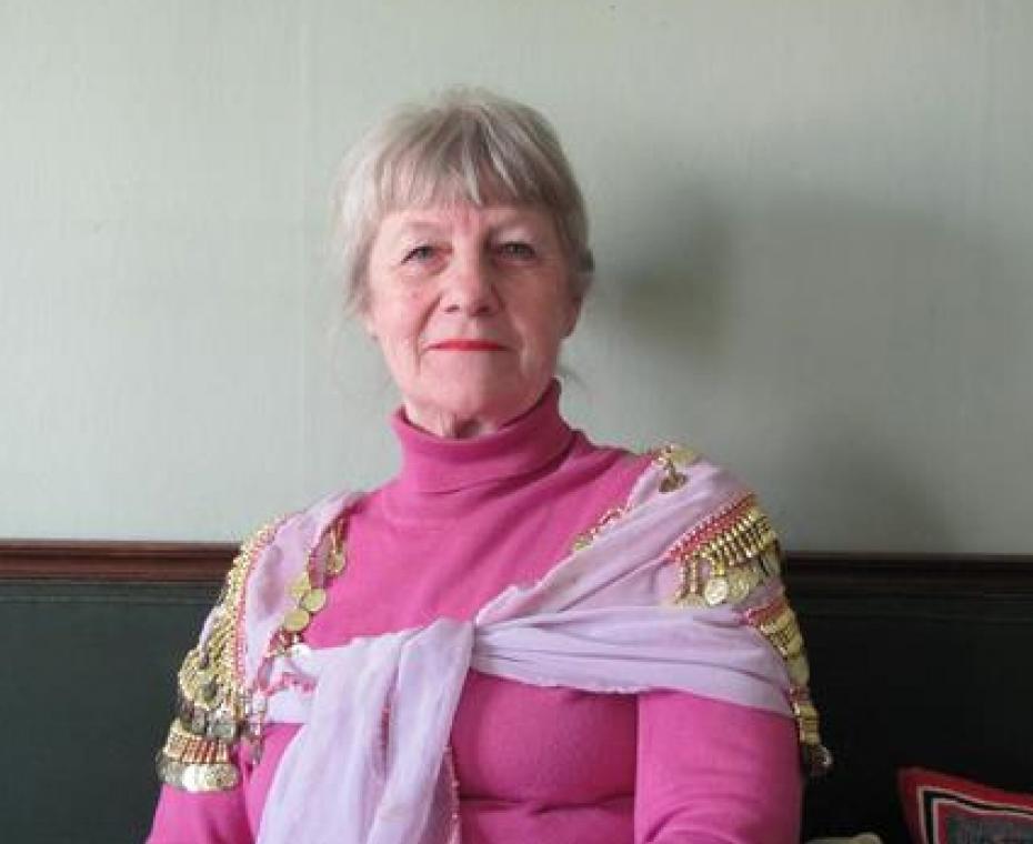 Kunsthistoriker Charlotte Christensen