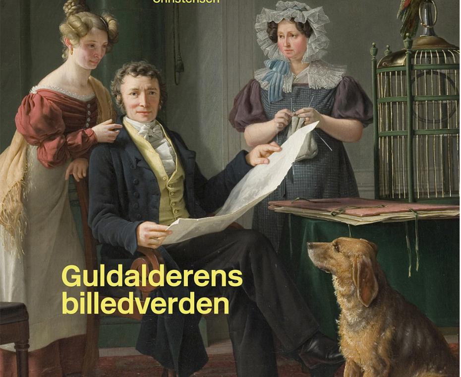 Charlotte Christensens bog om Guldalderens billedverden
