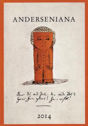 Forsiden af H.C. Andersen-tidsskriftet Anderseniana, årgang 2014