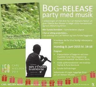 Bog-udgivelse i Carl Nielsen Museet