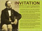 Invitation til H.C. Andersens fødselsdag i H.C. Andersens Hus 2015